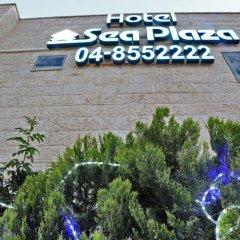 Отель Sea Plaza Residence Хайфа парковка
