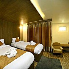 Отель The Milestone Hotel Непал, Катманду - отзывы, цены и фото номеров - забронировать отель The Milestone Hotel онлайн комната для гостей фото 5