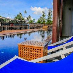 Отель Pool Access By Punnpreeda Beach Resort бассейн