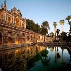 Отель Pasarela Испания, Севилья - 2 отзыва об отеле, цены и фото номеров - забронировать отель Pasarela онлайн приотельная территория фото 2