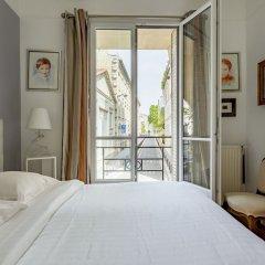 Отель Secluded in the Heart of the 16th Париж комната для гостей фото 3