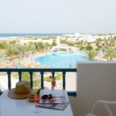 Отель Palais des Iles Тунис, Мидун - отзывы, цены и фото номеров - забронировать отель Palais des Iles онлайн балкон