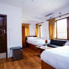 Отель Oyo 104 Hotel Baltic Inn Непал, Катманду - отзывы, цены и фото номеров - забронировать отель Oyo 104 Hotel Baltic Inn онлайн комната для гостей фото 4