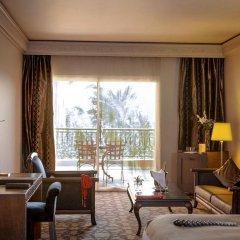 Отель Sofitel Marrakech Lounge and Spa комната для гостей