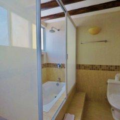 Отель El Campanario Studios & Suites Мексика, Плая-дель-Кармен - отзывы, цены и фото номеров - забронировать отель El Campanario Studios & Suites онлайн ванная фото 2