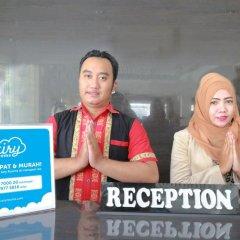 Отель Airy Medan Petisah Darussalam интерьер отеля фото 2