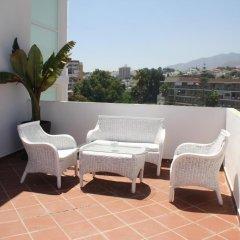Отель Roc Lago Rojo - Adults recommended Испания, Торремолинос - 1 отзыв об отеле, цены и фото номеров - забронировать отель Roc Lago Rojo - Adults recommended онлайн балкон