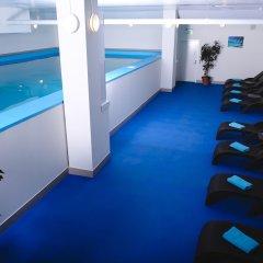 Отель SkyPoint Шереметьево Москва фитнесс-зал фото 2