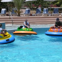 Oscar Resort Hotel in Girne, Cyprus from 84$, photos, reviews - zenhotels.com sports facility