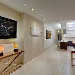 Апартаменты Luxury Apartment, Prime Location in St Julians Сан Джулианс комната для гостей фото 3