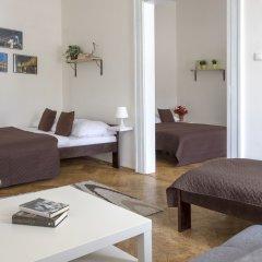 Апартаменты Old Story Apartment Прага комната для гостей фото 2