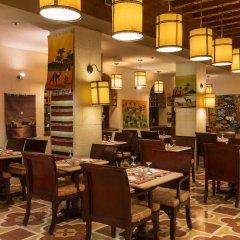 Отель El Wekala Aqua Park Resort питание фото 2