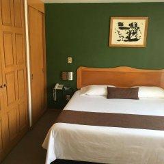 Отель G K Suites Duraznos Мехико комната для гостей фото 2