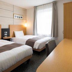 Comfort Hotel Tokyo Higashi Nihombashi комната для гостей фото 5