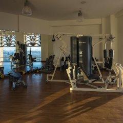 Отель Fraser Suites Dubai Дубай фитнесс-зал