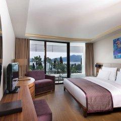 Отель Grand Azur Marmaris комната для гостей фото 4