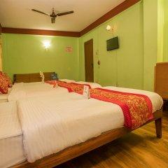 Отель OYO 148 Hotel Green Orchid Непал, Катманду - отзывы, цены и фото номеров - забронировать отель OYO 148 Hotel Green Orchid онлайн комната для гостей фото 2