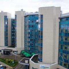 Гостиница SkyPoint Шереметьево балкон