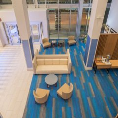 Отель Holiday Inn Express & Suites Indianapolis NE - Noblesville развлечения