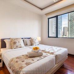 Отель Casa Residency Condomonium Малайзия, Куала-Лумпур - отзывы, цены и фото номеров - забронировать отель Casa Residency Condomonium онлайн комната для гостей фото 4
