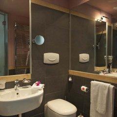 CDH Hotel Villa Ducale Парма ванная фото 2