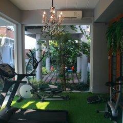 Отель Murraya Residence фитнесс-зал фото 4