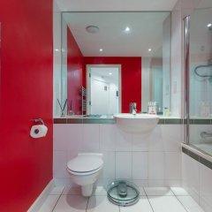 Отель 2 Bedroom Flat In Holloway With Balcony And Courtyard ванная
