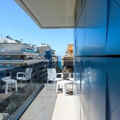 Hotel Monarque El Rodeo балкон