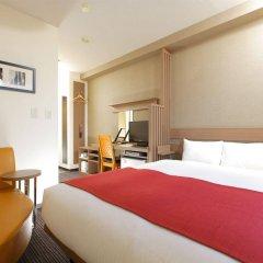 Отель MyStays Kameido Япония, Токио - отзывы, цены и фото номеров - забронировать отель MyStays Kameido онлайн комната для гостей фото 4