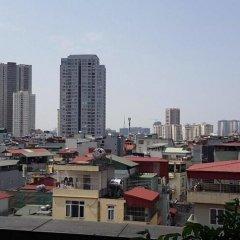 Отель Ba Sao Ханой балкон