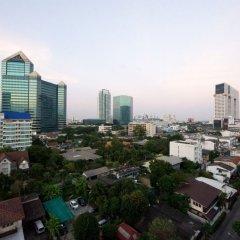 Отель Poonchock Mansion Таиланд, Бангкок - отзывы, цены и фото номеров - забронировать отель Poonchock Mansion онлайн балкон