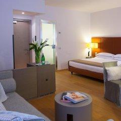 Отель Starhotels Michelangelo Италия, Флоренция - отзывы, цены и фото номеров - забронировать отель Starhotels Michelangelo онлайн комната для гостей фото 2