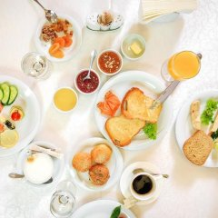 Гостиница Менора питание