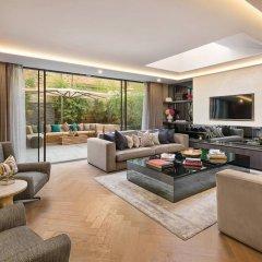 Отель 3 Bedroom Apartment With Garden in Knightsbridge Великобритания, Лондон - отзывы, цены и фото номеров - забронировать отель 3 Bedroom Apartment With Garden in Knightsbridge онлайн комната для гостей фото 4