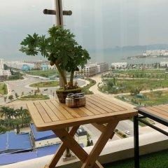 Отель Salito Apt Sea View in Halong Bay балкон