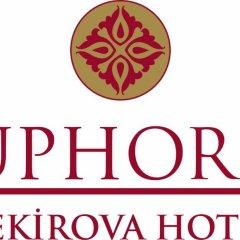 Euphoria Hotel Tekirova парковка
