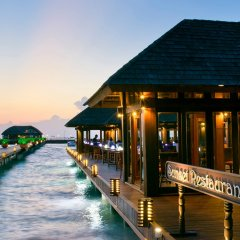 Отель Olhuveli Beach And Spa Resort бассейн фото 3