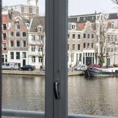 Eden Hotel Amsterdam балкон