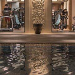 Отель Shangri-La Bosphorus, Istanbul фитнесс-зал фото 2