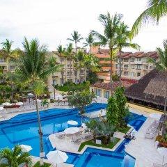 Отель Canto del Sol Plaza Vallarta Beach & Tennis Resort - Все включено балкон