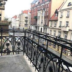 Отель Apartamenty London балкон