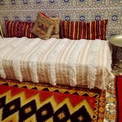 Отель Dar Jameel Марокко, Танжер - отзывы, цены и фото номеров - забронировать отель Dar Jameel онлайн питание фото 2
