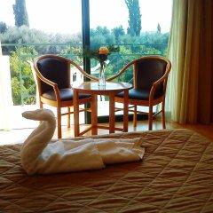 Natura Beach Hotel and Villas удобства в номере