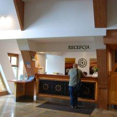 Отель Pensjonat Biały Potok интерьер отеля