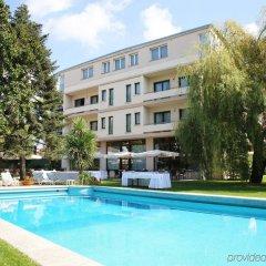 Отель Blue Dream Hotel Италия, Монселиче - отзывы, цены и фото номеров - забронировать отель Blue Dream Hotel онлайн бассейн фото 2