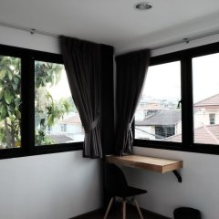 Wayha Hostel Don Mueang Airport комната для гостей фото 4