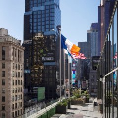 Отель Novotel New York Times Square фото 6