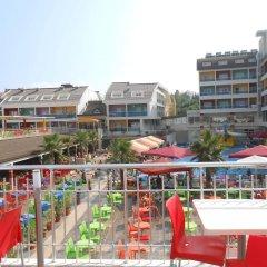 The Colours Side Hotel Турция, Сиде - отзывы, цены и фото номеров - забронировать отель The Colours Side Hotel онлайн балкон