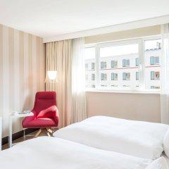 Отель NH Collection Nürnberg City комната для гостей фото 3