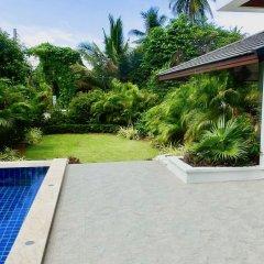 Отель 3 Bedroom Private Pool Villa Flora Таиланд, Самуи - отзывы, цены и фото номеров - забронировать отель 3 Bedroom Private Pool Villa Flora онлайн балкон